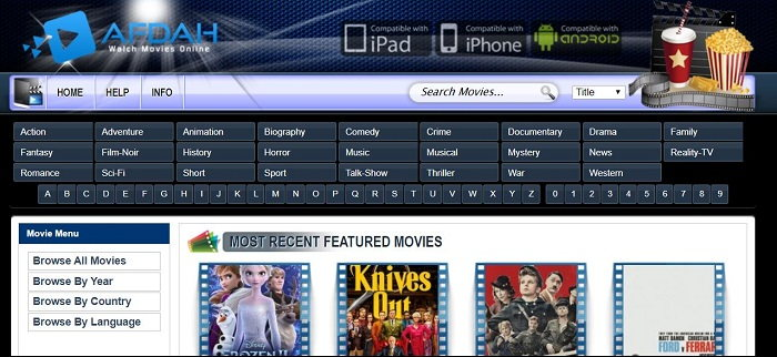 Best Sites Like AFDAH to Watch Movies Online